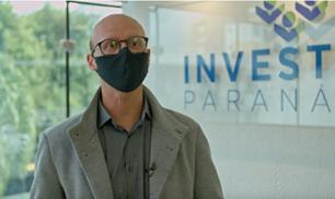 Giancarlo Rocco - Invest Paraná - Governo